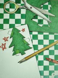 『クリスマスの願いごと』9ページ目