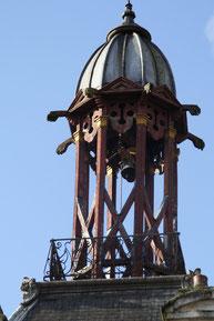 Le clocheton de la Mairie de Long