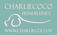 Logo CharlieCoco Hundeleinen