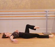 Floorbarre & Placement, Ballett trifft Pilates