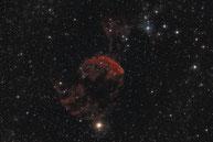 Quallennebel / Jellyfish Nebula