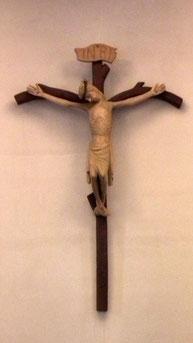 st. hubertus, jaegersfreude, altarkreuz