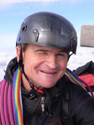 Seth Fröhlich Bergführer mit eidg. Fachausweis