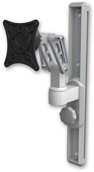 ウォールマウント 壁面固定 ディスプレイ用 モニターアーム VESA:ASUL500-W2