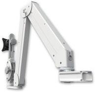 ポールマウント 支柱固定用ロングモニターアーム ASELP5220-PT2