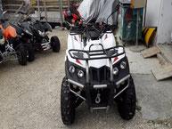 ACCESS BR 400 4x4 ATV Quad Farbe Weiss