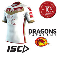 Dragons Catalans partenaires de la carte Loisirs 66