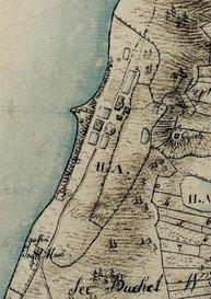 Allmannshausen - Flurkarte 1815