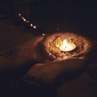 Première bougie de Diwali