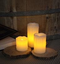Real Wax Candles