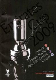 2009-08-01 et 02  Rangers-PSG et Atletico Madrid-PSG (Emirates Cup)