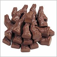 Chocolate Caramel Bunnies