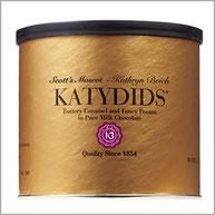 Katydids can