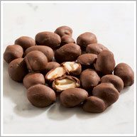 Chocolate Dipped Peanuts