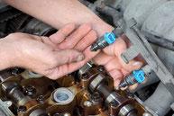 Limpieza y calibración de inyectores Bovascheck