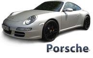 Porsche mit Gasanlage