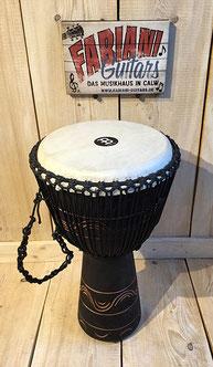 Djembe African Meinl, XL Größe, 33 cm Durchmesser, inkl. Gigbag, 75365 Fabiani Guitars and Drums Calw