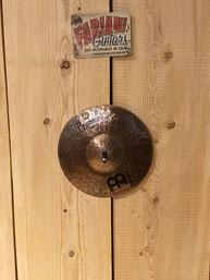 """Meinl 10"""" Splash  B10 Byance - Schlagzeugbecken, 75365 Calw Fabiani Guitars"""