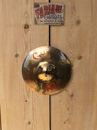 """Meinl 10"""" Candela Splash- Hand-Becken für Cajon, Fabiani Guitars 75365 Calw"""