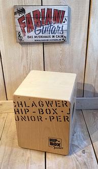 Schlagwerk, Junior HipBox CP 401, Cajon für Kindercajon,  1/2 Größe, Cajon in 75365 Calw