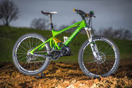 enduro electric bicycle