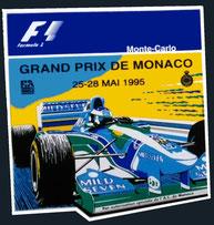 Grand Prix Automobile de Monaco 1995