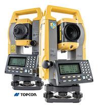 accesorios de la estacion total topcon serie GM-100