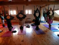 stage fly yoga -yogaswing ou aérien www.jyoti-yogi.com