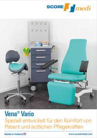 """Blutentnahmestuhl """"Vena Vario"""""""