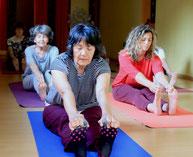 Salle Yoga adulte