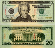 TWENTY-DOLLAR BILL