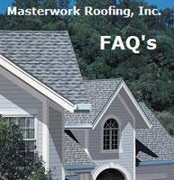 Roofing FAQ's