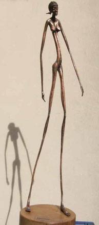 """""""Figura femminile"""" - collezione privata"""