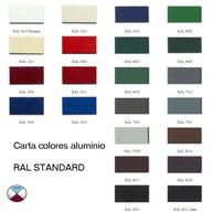 Carta RAL Standard