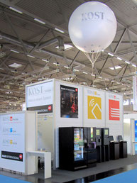 KOST-SL-Messestand