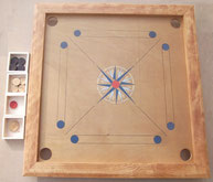 carrom rose des vents artisanal