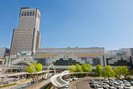 北海道 札幌駅 北口