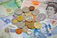 ヨーロッパのお金1