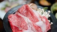 信州牛のすき焼き 美味しいものは、お早めに♪