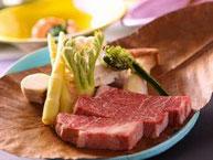 信州牛フィレステーキ 驚きの柔らかさです!!