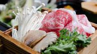 信州牛の蒸籠蒸し メインの肉料理は、どちらになさいますか?