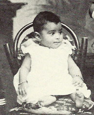 Freiny Sheriar Irani - died 6 yrs old