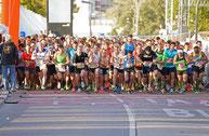 nergie Business Run Laufen 1. Platz Schnellste Dame 2017