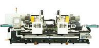 Hydraulische Doppelspindel-Reibschweißmaschine von U-Jin Tech Corp.