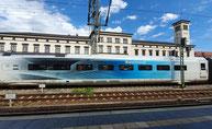 Hochgeschwindigkeitszüge z.B. Siemens Velaro Novo