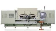 CNC-Doppelspindelsystem zum Reibschweißen