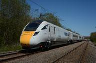 Rührreibgeschweißer A-Train von Hitachi: British-Rail-Klasse 800