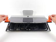Rührreibgeschweißter Apple iMac 21, 2012