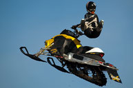 FSW von Schneemobilen:  z.B. Bombardier Ski-Doo