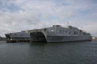 USNS 'Trenton' (T-EPF-5) and USNS 'Brunswick' (T-EPF-6)